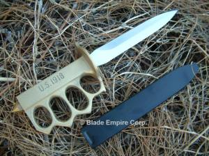 WWII Trench Knife